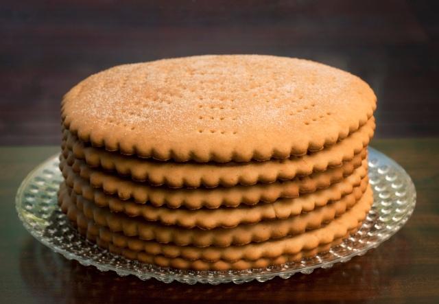 Nevada Parker Derting's Stack Cake