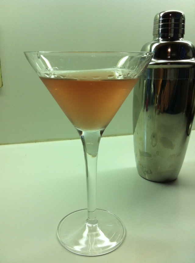 Wild Blackberry Martini