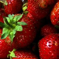 Fragolí-Wild Strawberry Ramos Fizz • Recipe