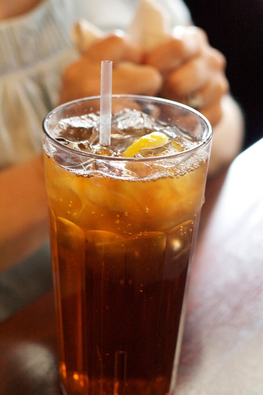 Sweet Tea Sorbet | Perre MagnessRecipes