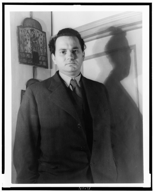 Thomas Wolfe in 1937
