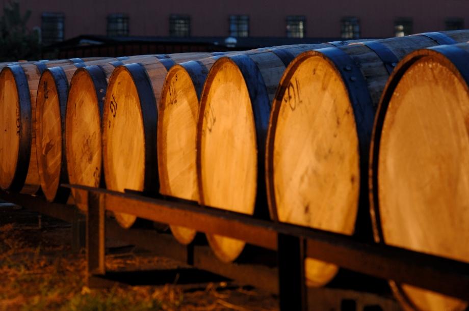 On Whiskey: Buffalo Trace andRibs