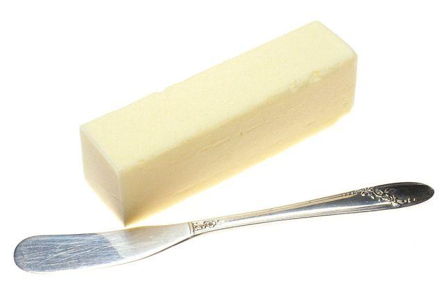 butter - cancer institute - public domain