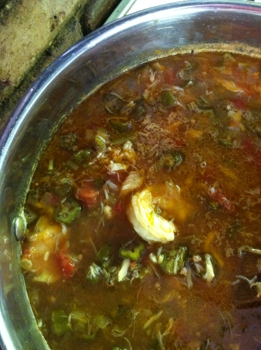 New Orleans Gumbo Part 4: Spanish Influence