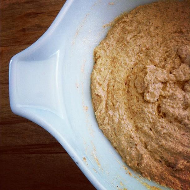 Spelt Bread Dough. Photo by Sharon Ona.