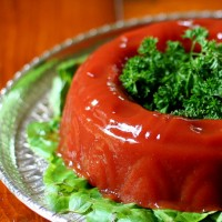 The Southern Funeral: Perre's Tomato Aspic