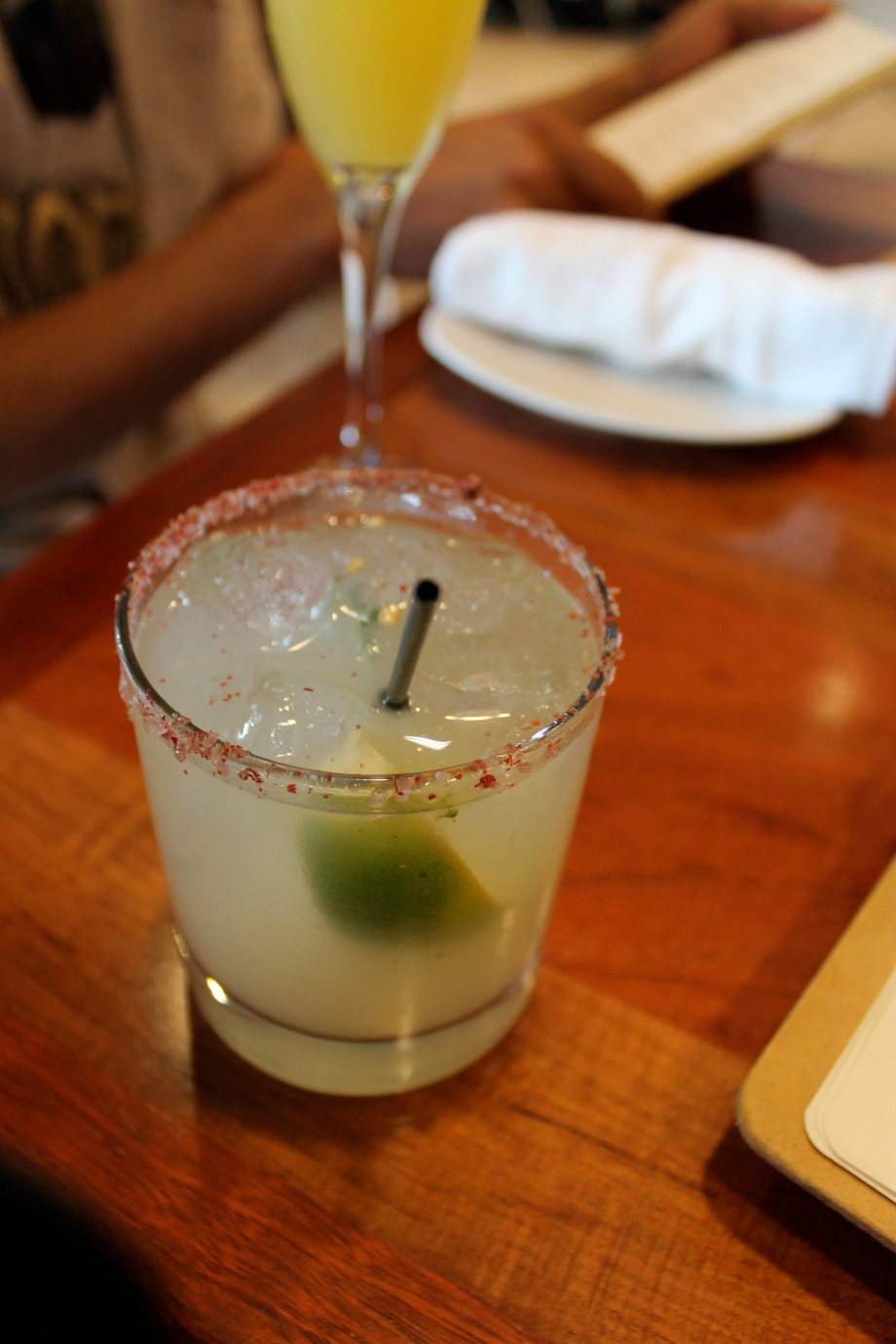 The Presa Margarita at Borgne Restaurant | New Orleans