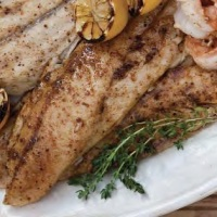 Barbecue Speckled Trout Fillets
