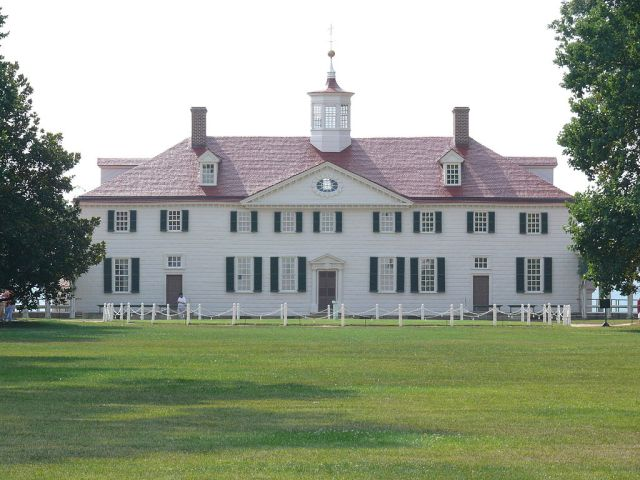 Mount Vernon. Photo by Ad Meskens.