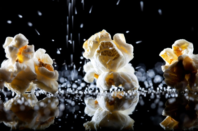 Popcorn Salt. Photo by Nino Andonis.