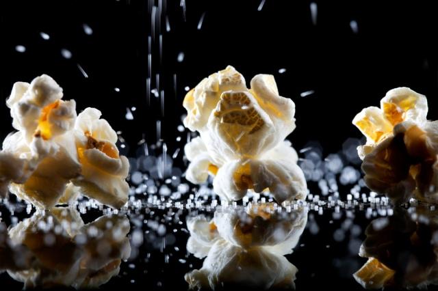 Popcorn Salt. Photo by Nino Andonis.