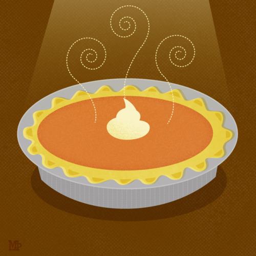 foodle pumpkin pie