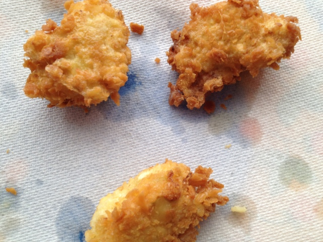 Old-Fashioned Crab Croquettes. Photo:  Rebecca Penovich