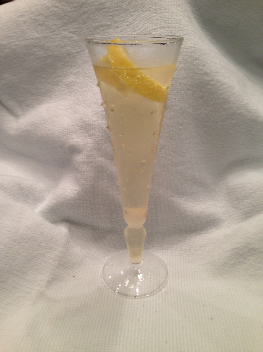 The Champagne Cocktail: The Chorus Girl's Milk