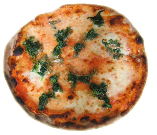Pizza in Turin, Italy. Photo by Nova, via Wikimedia Commons
